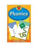 Phonics 54 Flash Cards (Flashcards)