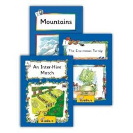 Jolly readers Level 4 Jolly Phonics (general fiction)