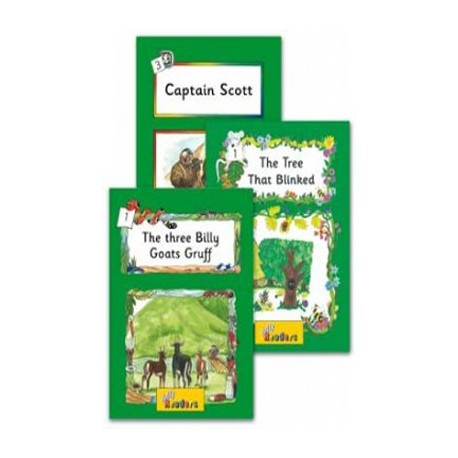 Jolly readers Level 3 Jolly Phonics General fiction