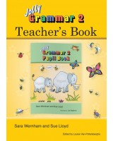 Jolly Grammar 2 Teacher's book (Jolly Phonics)