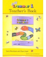 Jolly Grammar 1 Teacher's book (Jolly Phonics)