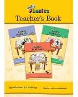 Jolly Phonics Teacher's Book 1-2-3