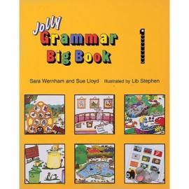 Jolly Phonics Big Book 1