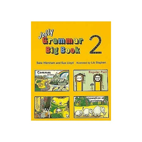 Jolly Phonics Big Book 2