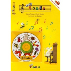 Jolly songs + CD - Jolly Phonics