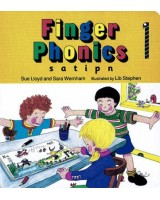 Finger Phonics 1 Jolly Phonics
