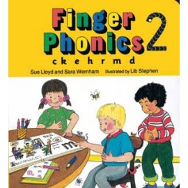 Finger Phonics 2 Jolly Phonics