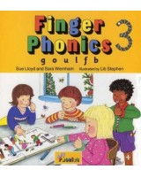 Finger Phonics 3 Jolly Phonics