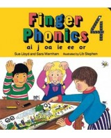 Finger Phonics 4 Jolly Phonics