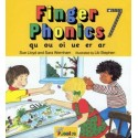 Finger Phonics 7 Jolly Phonics