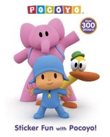 Sticker fun with Pocoyo!