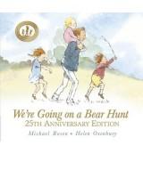 We're going on a bear hunt 25th anniversary