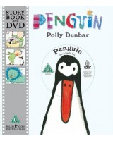 Penguin book and  DVD