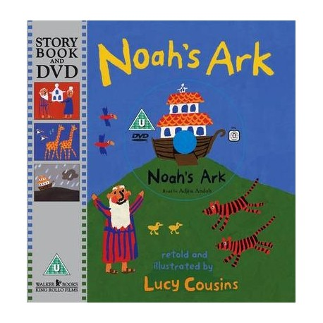 Noah's Ark and DVD