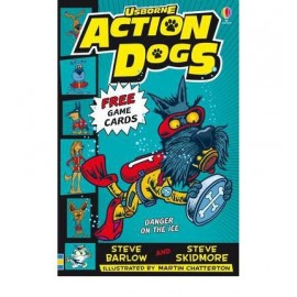Danger on the Ice! (Action Dogs)