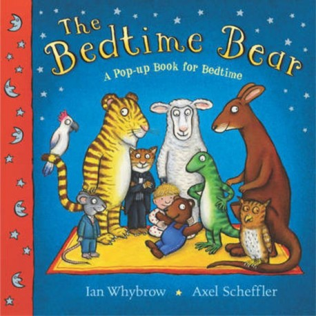 the bedtime bear a pop up book for bedtime english wooks