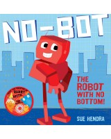 No-Bot (The robot with no bottom)