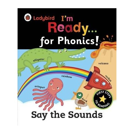 I'm ready for phonics!