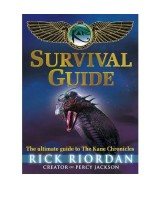 Survival guide - The ultimate guide to the kane chronicles