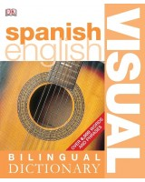 Visual English Spanish dictionary