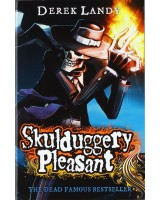 Skulduggery pleasant - Book 1