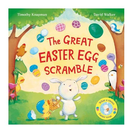 The Great easter egg scramble