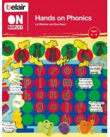 Hands on phonics ages 4-8