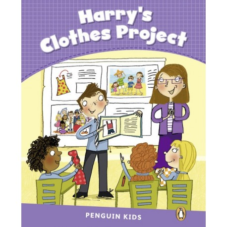 Harry's clothes project