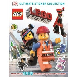 The lego movie - Ultimate sticker collection