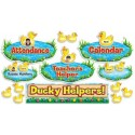 Scholastic Teacher's Friend Ducky Helpers! Mini Bulletin Board (TF8066)