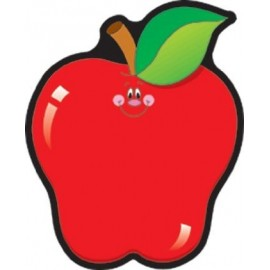 Apples Colorful Cut-Outs - CD5505