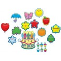 Birthday Cake With Balloons CD-1798
