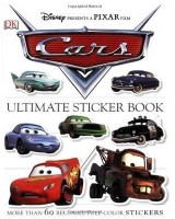 Cars - Ultimate sticker book