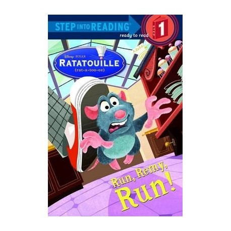 Run, Remy, Run! - Ratatouille