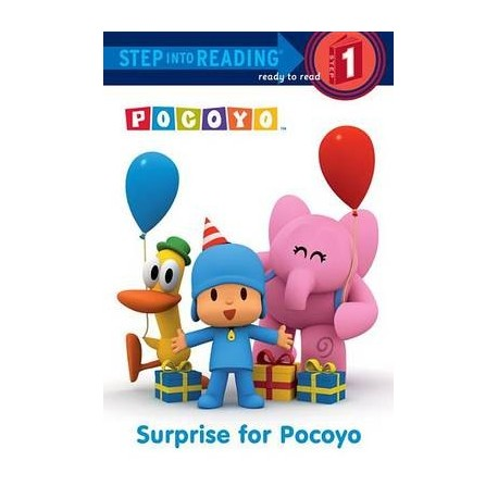 Surprise for Pocoyo