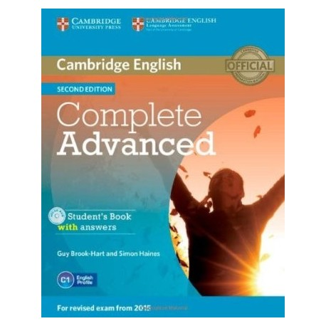 Complete Advance new edition (2015)