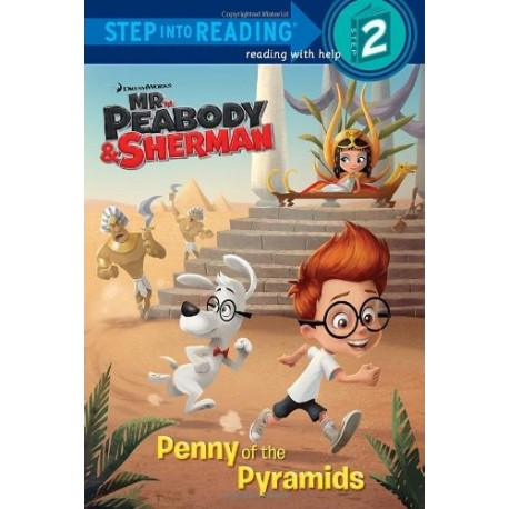Mr. Peabody & Sherman - Penny of the Pyramids