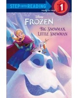 Big snowman, little snowman - Frozen - Step into reading 1