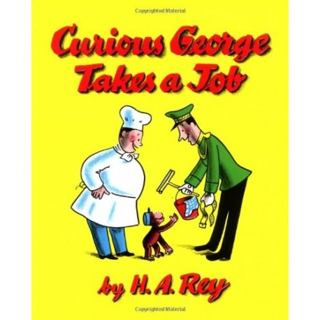 Curious george takes a job