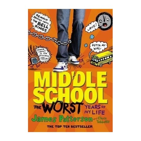 Middle School - The worst years of my life