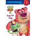 Toy to toy - Toy Story 3
