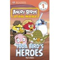 Anfry birds Star wars- Yoda bird's heroes
