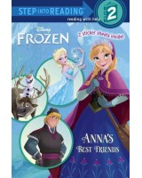 Anna's best friends - Frozen