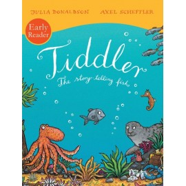 Tiddler Early Reader: The Story-telling Fish