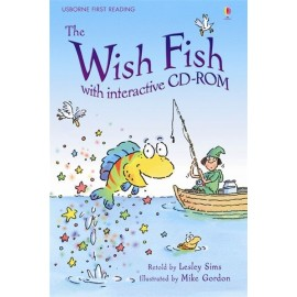 The Wish Fish with interactive CD-ROM