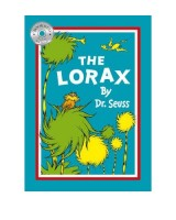 The Lorax + CD