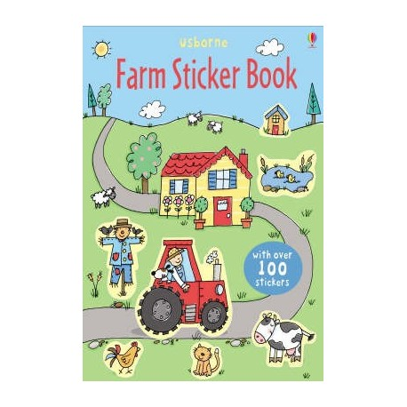 First Sticker Book: Farm