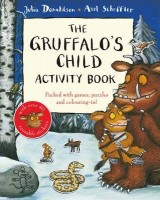 The Gruffalo's Child Activity Book: Packed with games, puzzles and colouring-in