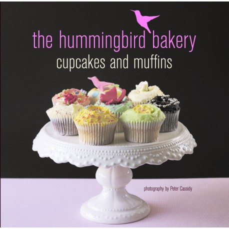 The Hummingbird Bakery Cupcakes and Muffins Tarek Malouf