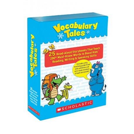 Vocabulary Tales